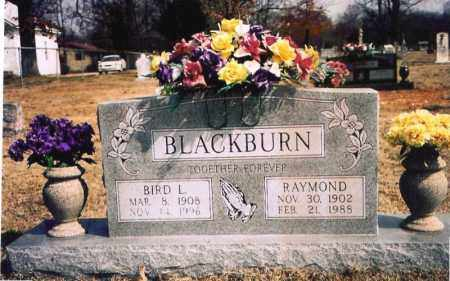 BLACKBURN, RAYMOND - Benton County, Arkansas | RAYMOND BLACKBURN - Arkansas Gravestone Photos