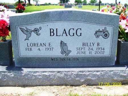 BLAGG, BILLY B. - Benton County, Arkansas   BILLY B. BLAGG - Arkansas Gravestone Photos
