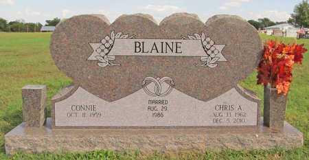BLAINE, CHRIS ALAN - Benton County, Arkansas | CHRIS ALAN BLAINE - Arkansas Gravestone Photos