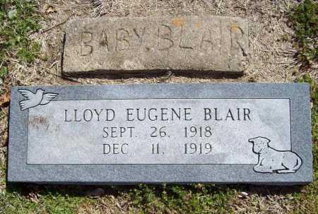 BLAIR, LLOYD EUGENE - Benton County, Arkansas   LLOYD EUGENE BLAIR - Arkansas Gravestone Photos