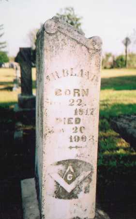 BLAND, J. H. - Benton County, Arkansas | J. H. BLAND - Arkansas Gravestone Photos