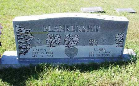 BLANKENSHIP, CLARA - Benton County, Arkansas | CLARA BLANKENSHIP - Arkansas Gravestone Photos