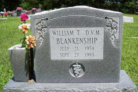 BLANKENSHIP, WILLIAM T. D.V. M. - Benton County, Arkansas | WILLIAM T. D.V. M. BLANKENSHIP - Arkansas Gravestone Photos