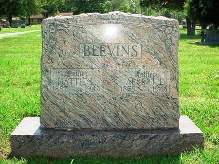 BLEVINS, ALBERT L. - Benton County, Arkansas   ALBERT L. BLEVINS - Arkansas Gravestone Photos
