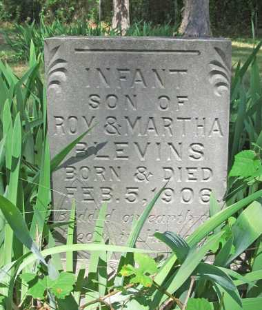 BLEVINS, INFANT SON - Benton County, Arkansas | INFANT SON BLEVINS - Arkansas Gravestone Photos