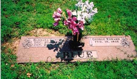 WOODS BLUE, BARBARA CAROL - Benton County, Arkansas | BARBARA CAROL WOODS BLUE - Arkansas Gravestone Photos
