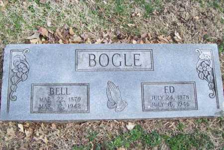 BOGLE, BELL - Benton County, Arkansas   BELL BOGLE - Arkansas Gravestone Photos