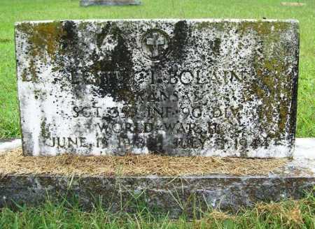 BOLAIN (VETERAN WWII), LESTER I - Benton County, Arkansas | LESTER I BOLAIN (VETERAN WWII) - Arkansas Gravestone Photos