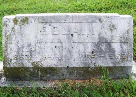BOLAIN, ZACK - Benton County, Arkansas | ZACK BOLAIN - Arkansas Gravestone Photos