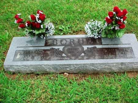"BORUM, WILLIAM ""BILL"" - Benton County, Arkansas | WILLIAM ""BILL"" BORUM - Arkansas Gravestone Photos"