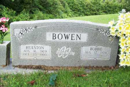 BOWEN, HUESTON - Benton County, Arkansas | HUESTON BOWEN - Arkansas Gravestone Photos