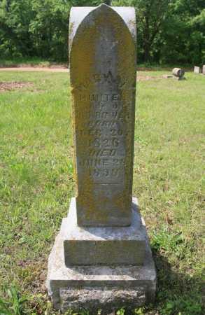 BOWER, MARY J. - Benton County, Arkansas | MARY J. BOWER - Arkansas Gravestone Photos