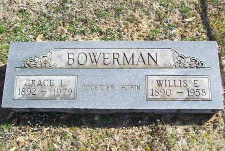 BOWERMAN, GRACE L. - Benton County, Arkansas | GRACE L. BOWERMAN - Arkansas Gravestone Photos