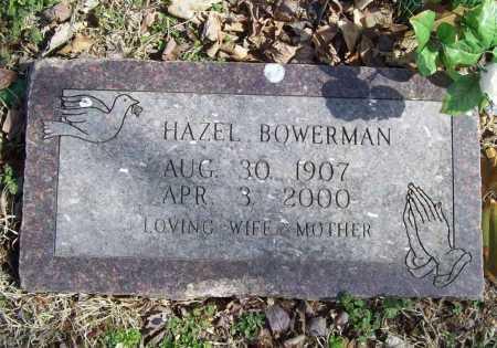 BOWERMAN, HAZEL - Benton County, Arkansas | HAZEL BOWERMAN - Arkansas Gravestone Photos