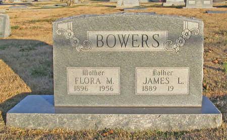 BOWERS, FLORA M - Benton County, Arkansas | FLORA M BOWERS - Arkansas Gravestone Photos