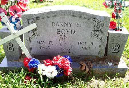 BOYD, DANNY E. - Benton County, Arkansas | DANNY E. BOYD - Arkansas Gravestone Photos