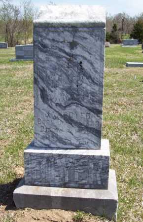 BOYER, J. W. - Benton County, Arkansas   J. W. BOYER - Arkansas Gravestone Photos