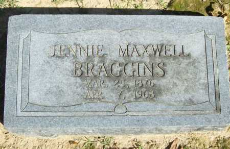 BRAGGINS, JENNIE - Benton County, Arkansas | JENNIE BRAGGINS - Arkansas Gravestone Photos
