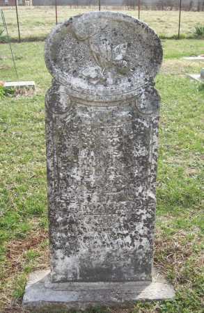 BRAITHWAITE, FANNIE I. - Benton County, Arkansas   FANNIE I. BRAITHWAITE - Arkansas Gravestone Photos