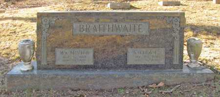 BRAITHWAITE, WILLIAM MINTER - Benton County, Arkansas   WILLIAM MINTER BRAITHWAITE - Arkansas Gravestone Photos