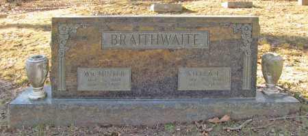 BRAITHWAITE, STELLA E - Benton County, Arkansas | STELLA E BRAITHWAITE - Arkansas Gravestone Photos