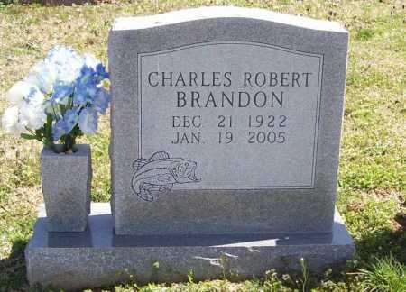 BRANDON, CHARLES ROBERT - Benton County, Arkansas | CHARLES ROBERT BRANDON - Arkansas Gravestone Photos