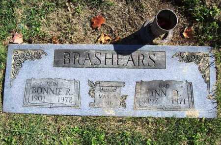 BRASHEARS, FINN D. - Benton County, Arkansas | FINN D. BRASHEARS - Arkansas Gravestone Photos