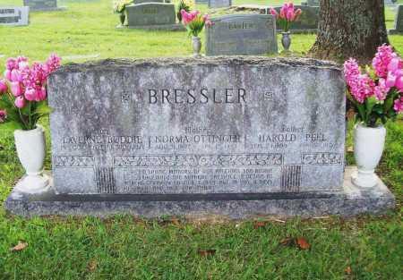 BRESSLER, HAROLD PEEL - Benton County, Arkansas | HAROLD PEEL BRESSLER - Arkansas Gravestone Photos