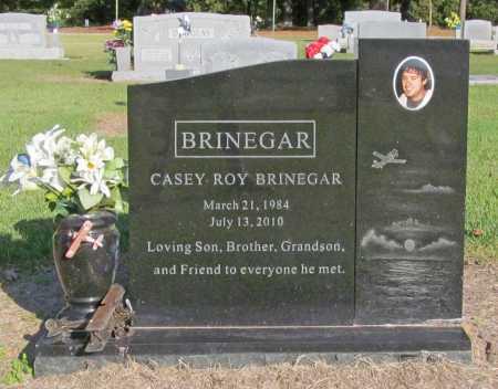 BRINEGAR, CASEY ROY - Benton County, Arkansas | CASEY ROY BRINEGAR - Arkansas Gravestone Photos