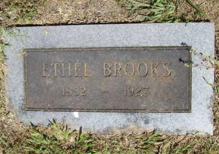 DYE BROOKS, FLORA ETHEL - Benton County, Arkansas | FLORA ETHEL DYE BROOKS - Arkansas Gravestone Photos