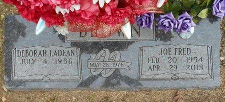 BROWN, JOE FRED - Benton County, Arkansas | JOE FRED BROWN - Arkansas Gravestone Photos