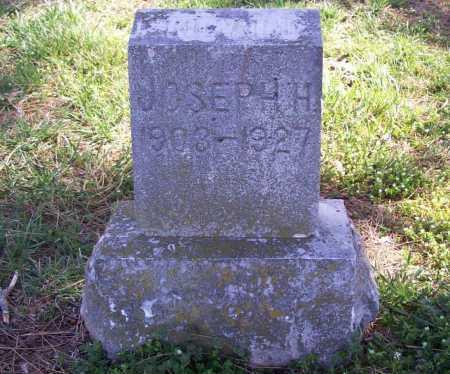 BROWN, JOSEPH H. - Benton County, Arkansas | JOSEPH H. BROWN - Arkansas Gravestone Photos