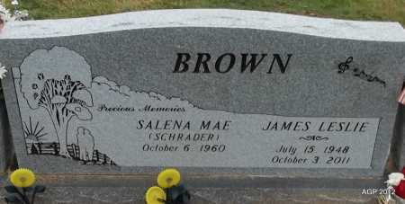 BROWN, JAMES LESLIE - Benton County, Arkansas   JAMES LESLIE BROWN - Arkansas Gravestone Photos