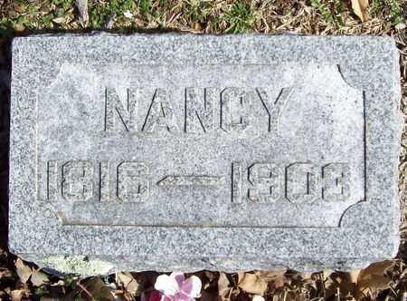 BROWN, NANCY - Benton County, Arkansas   NANCY BROWN - Arkansas Gravestone Photos