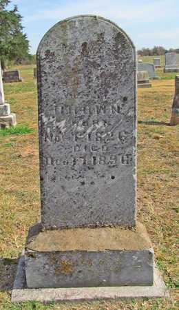 BROWN, SARAH - Benton County, Arkansas | SARAH BROWN - Arkansas Gravestone Photos