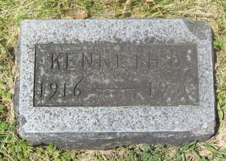 BROWNING, KENNETH C. - Benton County, Arkansas | KENNETH C. BROWNING - Arkansas Gravestone Photos