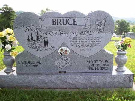 BRUCE, MARTIN W. - Benton County, Arkansas | MARTIN W. BRUCE - Arkansas Gravestone Photos