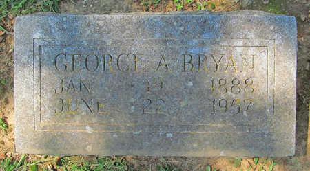 BRYAN, GEORGE A - Benton County, Arkansas | GEORGE A BRYAN - Arkansas Gravestone Photos
