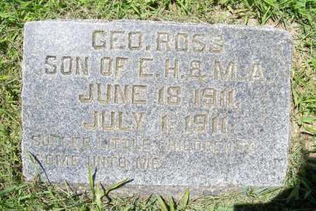 BUCK, GEORGE ROSS - Benton County, Arkansas | GEORGE ROSS BUCK - Arkansas Gravestone Photos