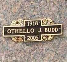 "BUDD (VETERAN WWII), OTHELLO J. ""O.J."" - Benton County, Arkansas   OTHELLO J. ""O.J."" BUDD (VETERAN WWII) - Arkansas Gravestone Photos"
