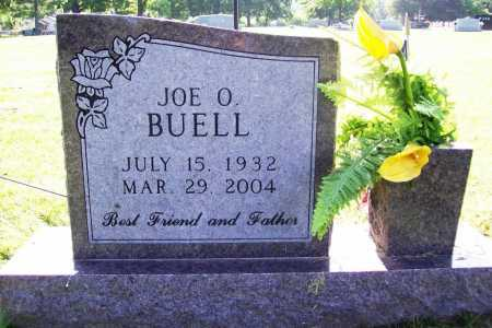 BUELL, JOE O. - Benton County, Arkansas | JOE O. BUELL - Arkansas Gravestone Photos
