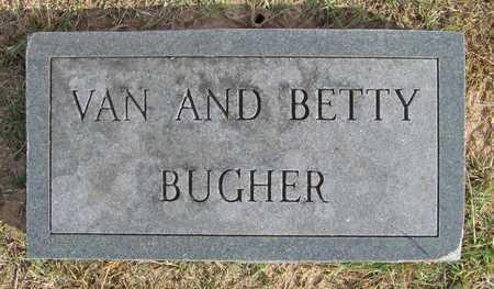 BUGHER, VAN - Benton County, Arkansas | VAN BUGHER - Arkansas Gravestone Photos