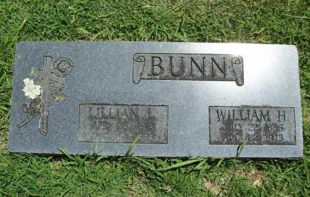 BUNN, LILLIAN L. - Benton County, Arkansas   LILLIAN L. BUNN - Arkansas Gravestone Photos
