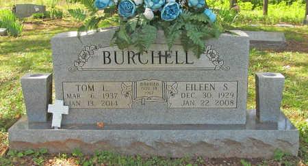 BURCHELL, EILEEN S - Benton County, Arkansas   EILEEN S BURCHELL - Arkansas Gravestone Photos