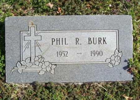BURK, PHILLIP RANDALL - Benton County, Arkansas | PHILLIP RANDALL BURK - Arkansas Gravestone Photos