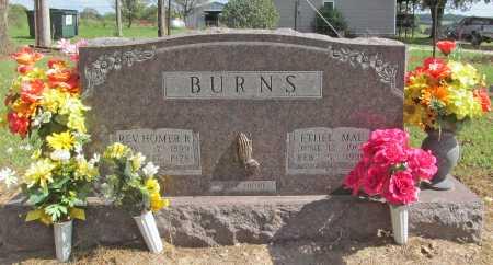 BURNS, ETHEL MAE - Benton County, Arkansas | ETHEL MAE BURNS - Arkansas Gravestone Photos