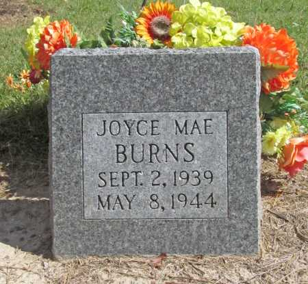 BURNS, JOYCE MAE - Benton County, Arkansas   JOYCE MAE BURNS - Arkansas Gravestone Photos