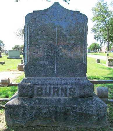 BURNS, P D - Benton County, Arkansas | P D BURNS - Arkansas Gravestone Photos