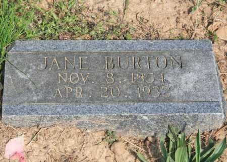 BURTON, SAMANTHA JANE - Benton County, Arkansas | SAMANTHA JANE BURTON - Arkansas Gravestone Photos