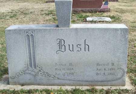 BUSH, FORREST R. - Benton County, Arkansas | FORREST R. BUSH - Arkansas Gravestone Photos